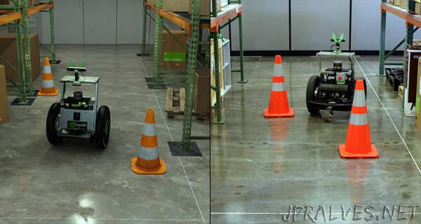 Robotics Ramp-Up: NVIDIA Sets Milestone in Delivering Unified Platform for Building Autonomous Machines