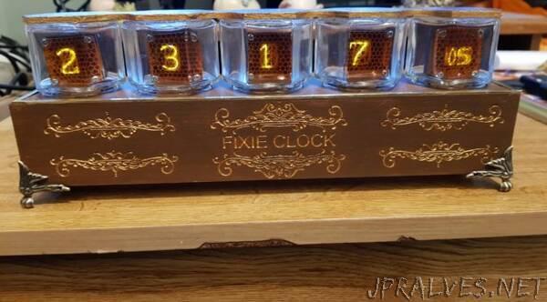 FIXIE CLOCK