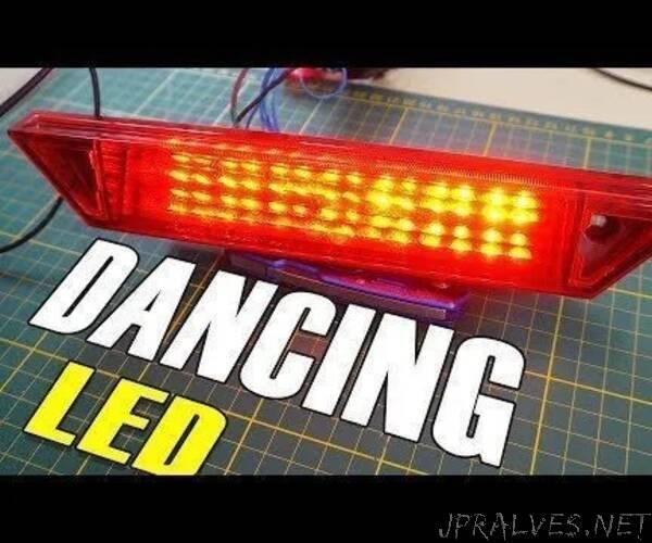 Blinking Brake Light