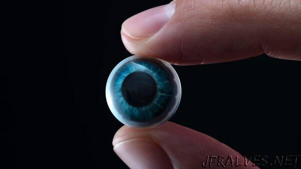 The making of Mojo, AR contact lenses that give your eyes superpowers