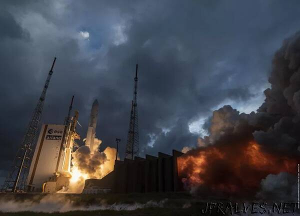 First Spacebus Neo satellite launched