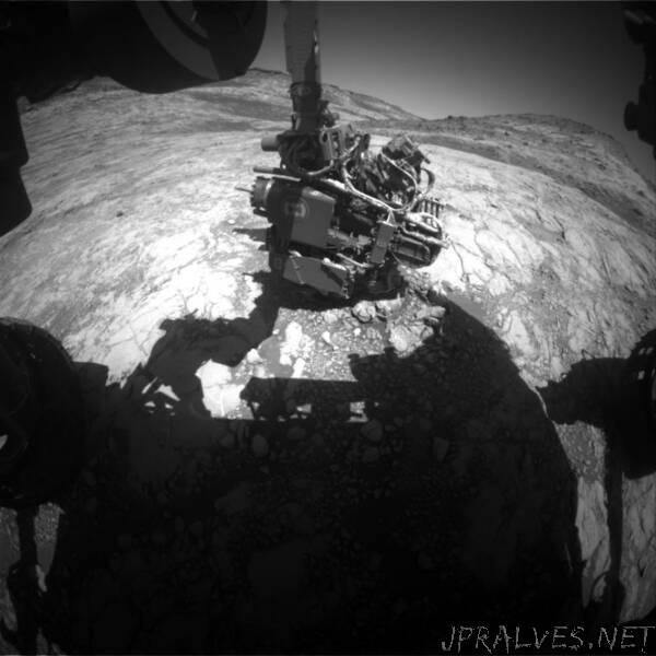 NASA's Mars rover Curiosity had an attitude problem. (But it's fine now.)