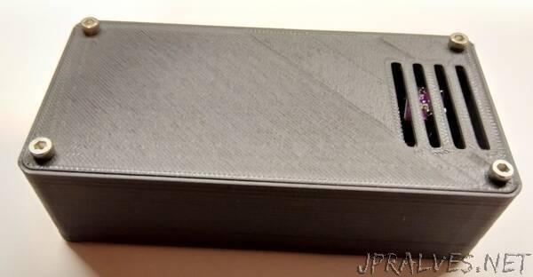 ESP8266 - 1+ Year 18650 battery lifetime