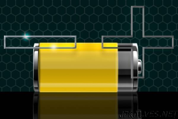 New electrode design may lead to more powerful batteries