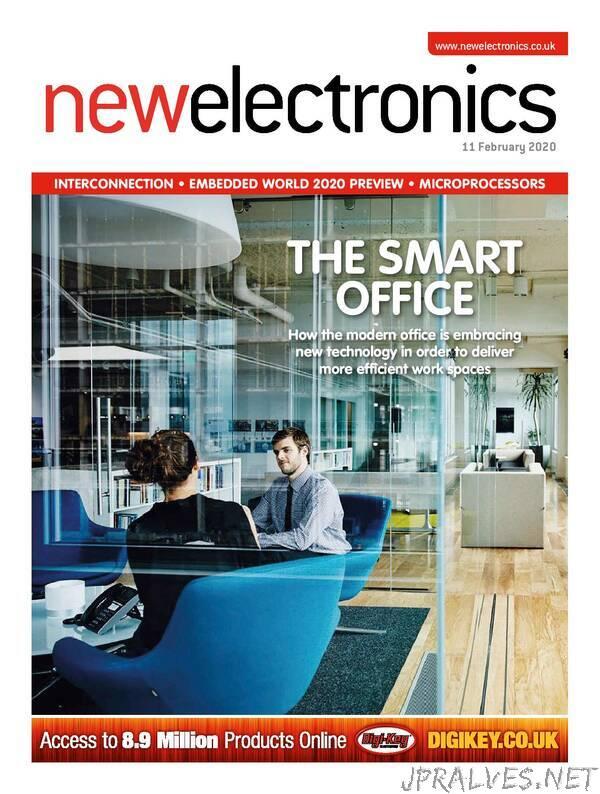 newelectronics 11 Fevereiro 2020