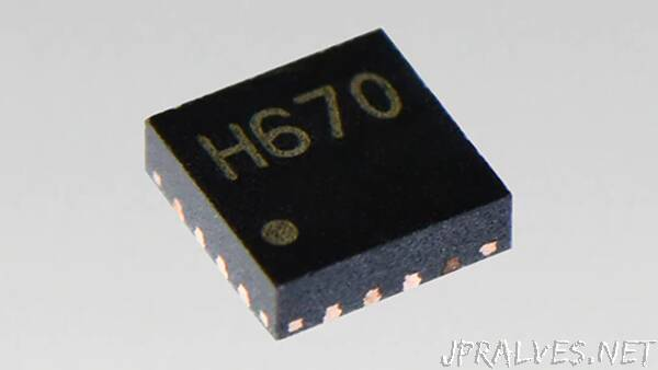 Toshiba Launches Compact, Low Power, High Resolution Micro-stepping Motor Driver IC