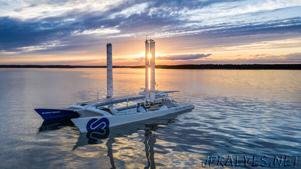Toyota develops fuel cell system for maritime applications