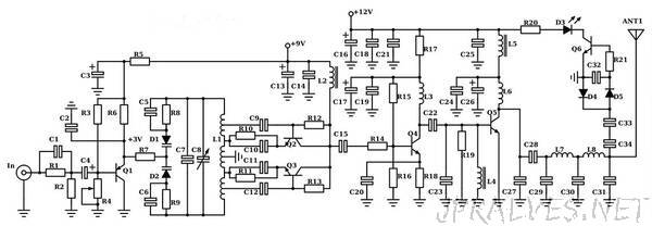 5km FM Transmitter