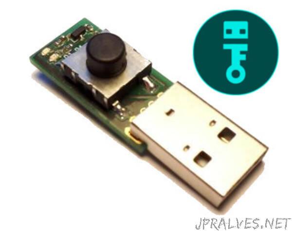 snopf USB password token