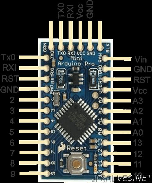 Arduino jpralves