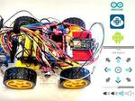From BT to WiFi: creating WiFi controlled Arduino RobotCar