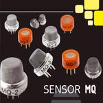 Presenting MQ sensors: low-cost gas and pollution detectors