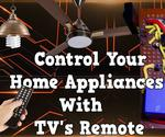 IR Remote Control Home Appliances