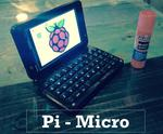 Pocket-Sized Linux Computer: Pi-Micro