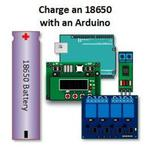 Arduino 18650 Battery Charger: Project 1