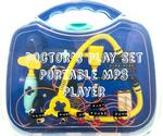 Doctors Play Set Portable MP3 Player