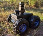 4WD Security Robot