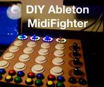 DIY Ableton Launcher MidiFighter