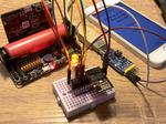 WiFi Web Server on BBC micro:bit and ESP-01 (ESP8266)