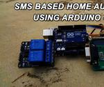 SMS Based Home Automation Using GSM and Arduino